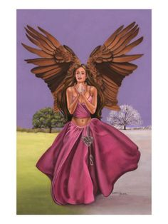 Angel Change Giclee Print