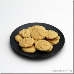 Delicious lemon cookies recipe! What is your favorite summer cookie recipe?