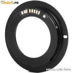 Inel adaptor M42 pentru Canon cu confirmare autofocus pentru EOS 6D...