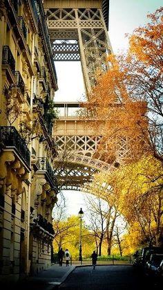 Eiffel Tower, Paris, France. #placestogothingstosee #bucketlist #france