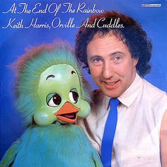 Keith Harris, Orville and Cuddles - At the End of the Rainbow by The Downstairs Lounge, via Flickr