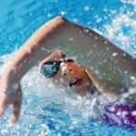 Here is a great drill for each stroke--backstroke, breaststroke, butterfly and freestyle--direct from the University of Georgia swim team.