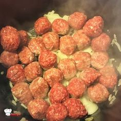 Boulettes de boeuf sauce tomate Recette Cookeo Healthy Dinner Recipes, Healthy Snacks, Snack Recipes, Creamy Chicken, Baked Chicken, Sauce Tomate, How To Cook Rice, Keto Diet For Beginners, Crockpot Recipes
