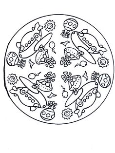 coloring page Mandala on Kids-n-Fun. Coloring pages of Mandala on Kids-n-Fun. More than coloring pages. At Kids-n-Fun you will always find the nicest coloring pages first! Mandala Coloring Pages, Animal Coloring Pages, Colouring Pages, Printable Coloring Pages, Coloring Sheets, Coloring Books, Coloring For Boys, Adult Coloring, Mandalas For Kids
