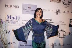Abitart al Precious Fashion Contest 2014 - Fiordaliso indossa un capo della collezione fall winter 2014 2015 ...