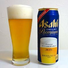 アサヒビール クリーミープレミアム