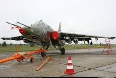 Sukhoi Su-25 - Ukraine - Air Force   Aviation Photo #1404978   Airliners.net
