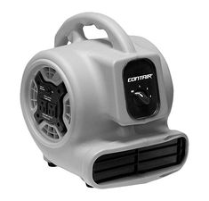 Contair FLO800GY Contair air mover carpet dryer floor fan, Grey Review Floor Fans, Art And Technology, Energy Efficiency, Kitchen Flooring, Dryer, Home Improvement, Household, Carpet, The Unit