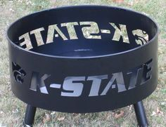 K-State Fire Pit