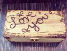 Personalized| Engraved| Wooden Jewelry Box| Gift