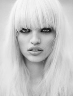 Daphne Groeneveld by Hasse Nielsen for Dansk Magazine No.29 SS 2013