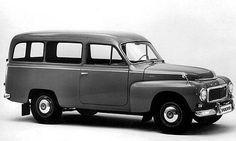 Volvo Duett@Gordon Rousseau