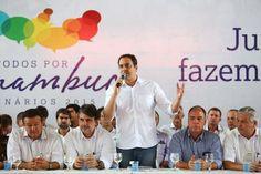 "Blog Paulo Benjeri Notícias: Paulo abre o ""Todos por Pernambuco 2015"""