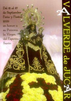 Feria y fiestas en Valverde de Júcar (Cuenca), en honor de su patrona la Virgen del Espíritu Santo. Del 21 al 27 de septiembre de 2009. Carrera de camas. #Fiestaspopulares #ValverdedeJúcar #Cuenca