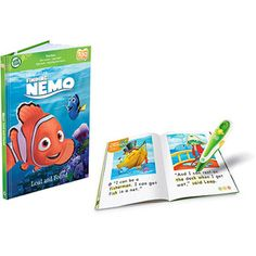 LeapFrog Tag Reading Learning System & Your Choice of LeapFrog Tag Book Bundle