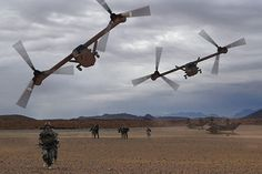 This concept image shows the V-280 Valor aircraft flying with rotors tilted in the forward position (Bell Helicopter).