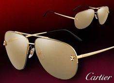 cartier-lunettes-2017-soleil-solaires-aviateur-2 - Sale! Up to 75% OFF! Shop at Stylizio for women's and men's designer handbags, luxury sunglasses, watches, jewelry, purses, wallets, clothes, underwear & more!