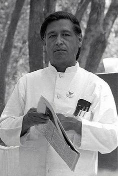 March 31 - Activist Cesar Chavez