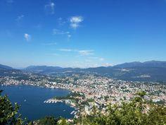 Lugano from Monte Bre 2/30