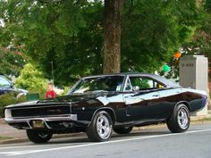 Awesome '1968 Charger