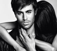 I don't care if he is gay or straight. I love me some Enrique.