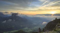 Aiguille Sunrise - No, not Tequila sunrise:-) This is Mont Aiguille in the…