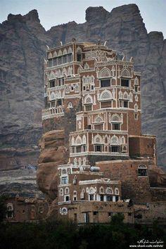 Dar al-Hajar Rock Palace, Yemen