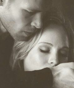 Klaus and Caroline.I love watching vampires diaries.Please check out my website thanks. www.photopix.co.nz
