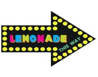 Make a Lemonade Sale Poster | Directions to Lemonade Poster Ideas