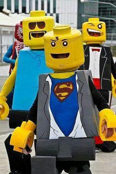 adult Lego costumes