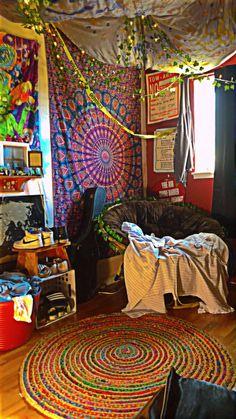 Indie Room Decor, Cute Bedroom Decor, Room Design Bedroom, Aesthetic Room Decor, Room Ideas Bedroom, Indie Bedroom, Bedroom Inspo, Pinterest Room Decor, Hippy Room
