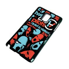 TWENTY ONE PILOTS WORLD TOUR Samsung Galaxy Note 4 Case – favocase