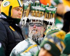 Green Bay Packers - NFL Playoffs Fans - Photos - SI.com