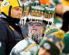 Green Bay Packers - NFL Playoffs Fans - Photos - SI.com