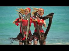 The Harp Twins Perform Beautiful PIRATES of the CARIBBEAN Medley [Video] - Geeks are Sexy Technology NewsGeeks are Sexy Technology News