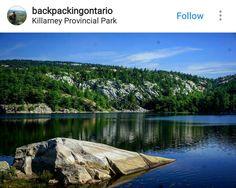 Killarney, Ontario parks Ontario Parks, Canada, Mountains, Nature, Travel, Naturaleza, Viajes, Destinations, Traveling