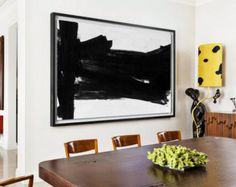 minimalist Hand Painted Extra Large Abstract Painting
