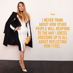 10 Blake Lively Quotes Every Woman Needs in Her Life Blake Lively Quotes, Blake Lively Style, Fashion Images, Fashion Quotes, Fashion Pictures, Fashion Ideas, Beautiful Words, Gossip Girl Outfits, Quotes Arabic