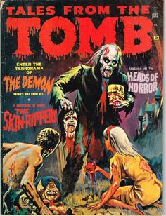 Tales from the Tomb, Eerie Publications