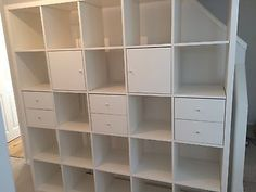 Kallax 5x5 White Ikea Bookcase 2