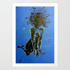 Smoragdova | Society6 Art Prints, Plants, Art Impressions, Plant, Planets