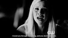 The Vampire Diaries Quotes The Vampire Diaries, Vampire Diaries The Originals, Tvd Quotes, Tv Show Quotes, Movie Quotes, Nerd Problems, Original Vampire, Mystic Falls, Claire Holt