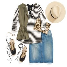 Stitch Fix (@stitchfix) | Twitter Love the striped shirt. Vest could be cool?