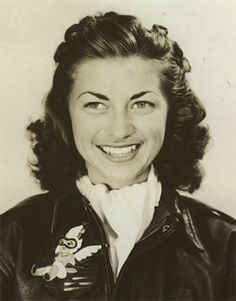 "01 Jun 41: Famous American aviator and test pilot, Mildred ""Micky"" Tuttle marries David Axton and takes her husband's last name. Mickey was one of the first three WASP (Women AirForce Service Pilots) to be trained as a test pilot and was the first woman to fly a B-29. More: http://scanningwwii.com/a?d=0601&s=410601 #WWII"