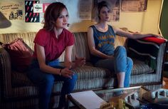 As we see in an exclusive clip from May 31′s 'Halt and Catch Fire' Season 2 premiere, the hope that Donna and Cameron will make great business cohorts doesn't mean that new partnership is going to go smoothly. At all.