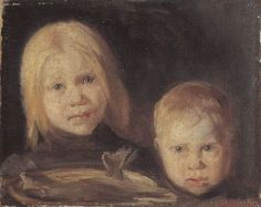 Anna Ancher: Elise and Søren