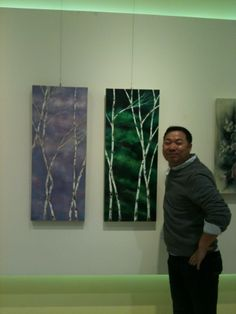 Exhibition in 2013