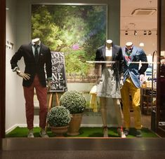 Gant windows 2014 Spring, Budapest - Hungary