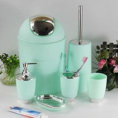 disney cars bathroom accessories set | bathroom decor | pinterest