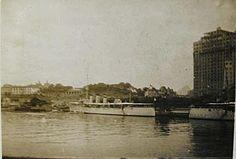 Praça Mauá – 1930